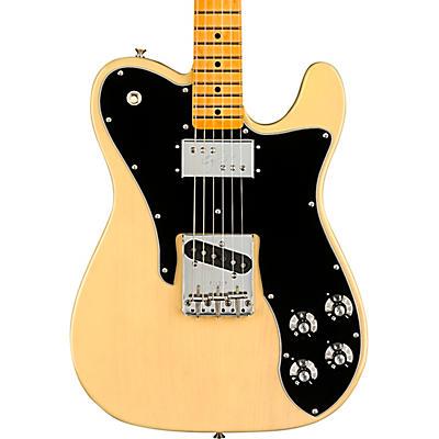 Fender American Original '70s Telecaster Custom Maple Fingerboard Electric Guitar