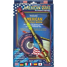 Waltons American Penny Whistle CD Pack