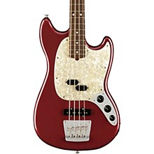 American Performer Mustang Bass Rosewood Fingerboard Aubergine