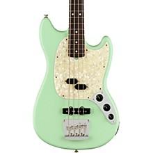 American Performer Mustang Bass Rosewood Fingerboard Satin Seafoam Green
