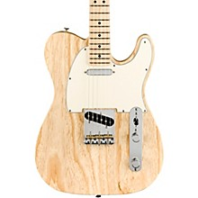 Fender American Performer Raw Ash Telecaster Limited Edition Electric Guitar