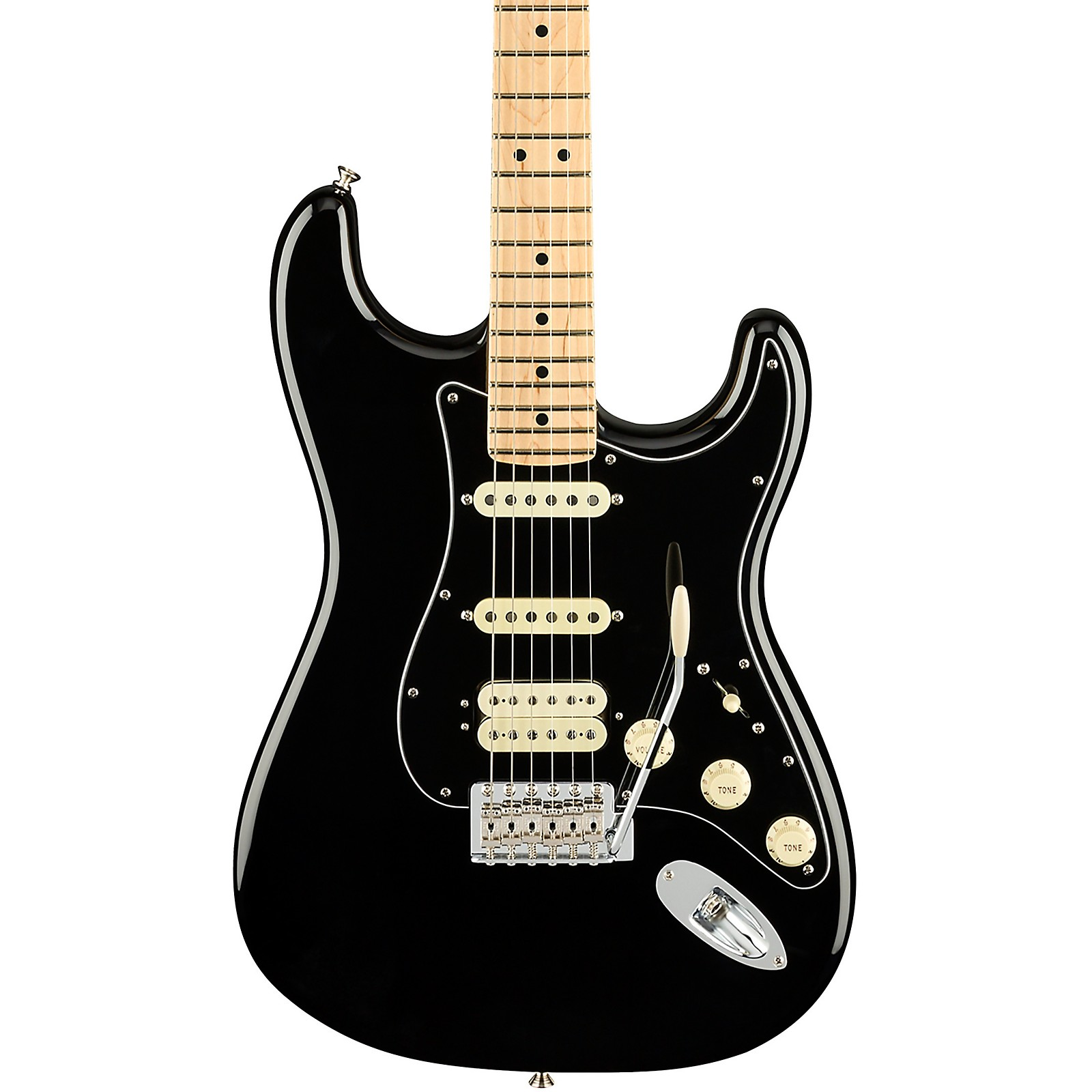 Fender American Performer Stratocaster HSS Maple Fingerboard Electric Guitar