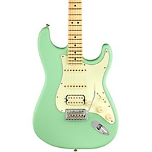 American Performer Stratocaster HSS Maple Fingerboard Electric Guitar Satin Seafoam Green