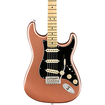Fender American Performer Stratocaster Maple Fingerboard Electric Guitar