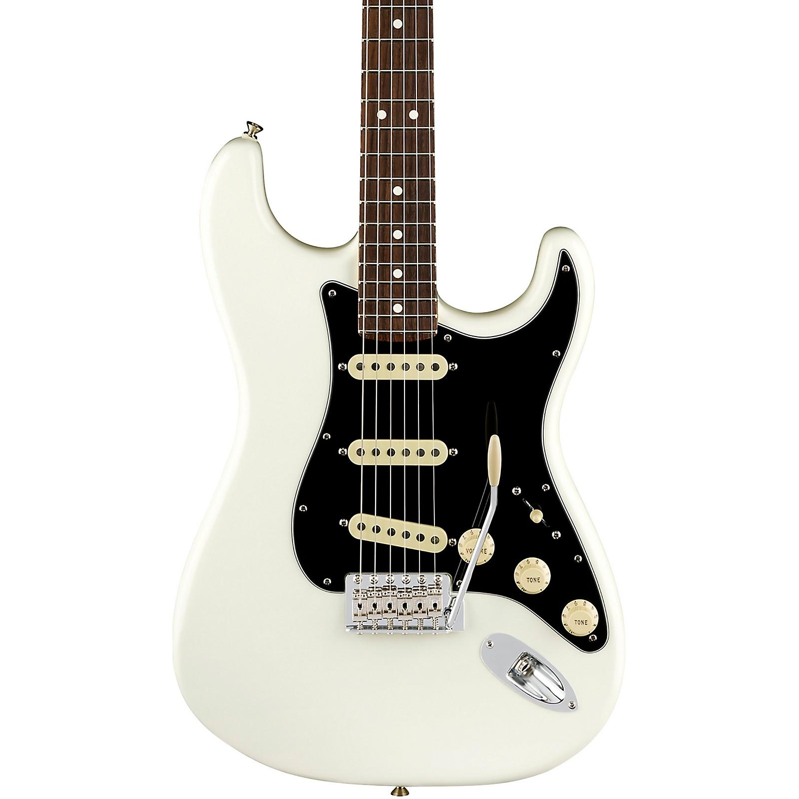 Fender American Performer Stratocaster Rosewood Fingerboard Electric Guitar