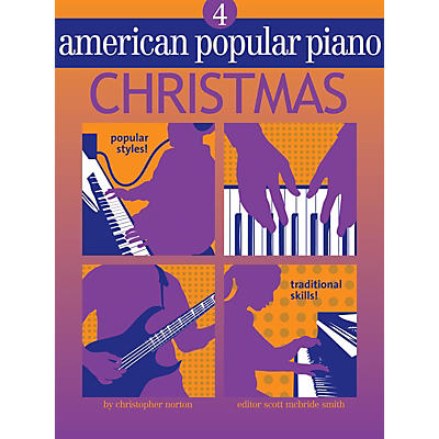 Novus Via American Popular Piano - Christmas (Level 4) Misc Series Edited by Scott McBride Smith
