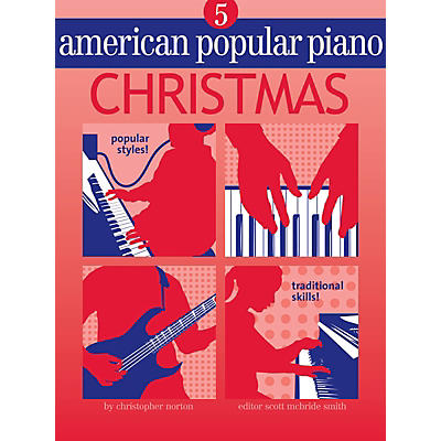 Novus Via American Popular Piano - Christmas (Level 5) Misc Series Edited by Scott McBride Smith