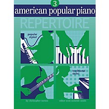 Novus Via American Popular Piano - Repertoire Novus Via Music Group Series Softcover with CD by Christopher Norton