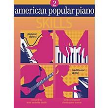 Novus Via American Popular Piano - Skills (Level Two -Skills) Novus Via Music Group Series by Christopher Norton