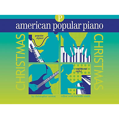 Novus Via American Popular Piano Christmas - Preparatory Level (Preparatory Level) Misc Series
