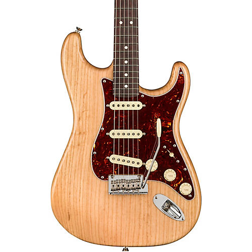 American Professional Ash Stratocaster Rosewood Neck Limited-Edition Electric Guitar