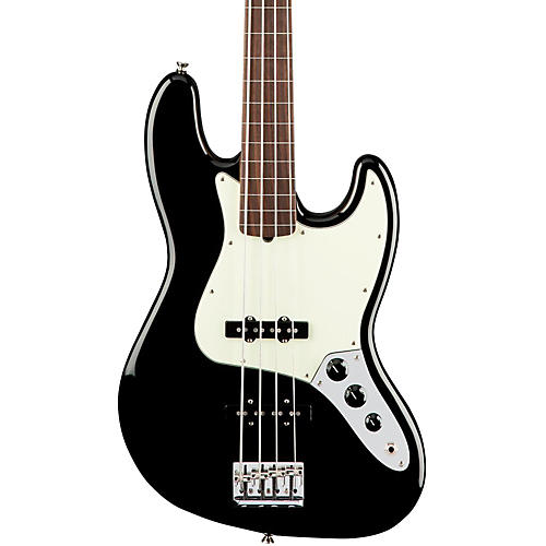 Fender American Professional Fretless Jazz Bass Rosewood Fingerboard ...