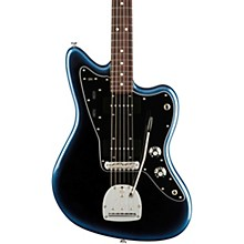 American Professional II Jazzmaster Rosewood Fingerboard Electric Guitar Dark Night