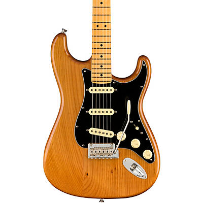 Fender American Professional II Roasted Pine Stratocaster Maple Fingerboard Electric Guitar