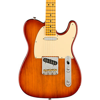 Fender American Professional II Roasted Pine Telecaster Electric Guitar