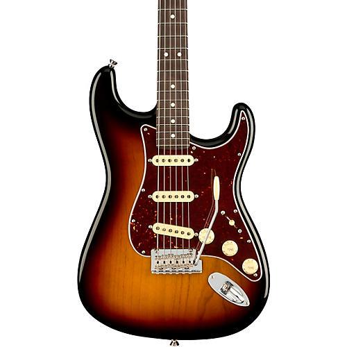 Fender American Professional II Stratocaster Rosewood Fingerboard Electric Guitar 3-Color Sunburst