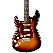 American Professional II Stratocaster Rosewood Fingerboard Left-Handed Electric Guitar 3-Color Sunburst