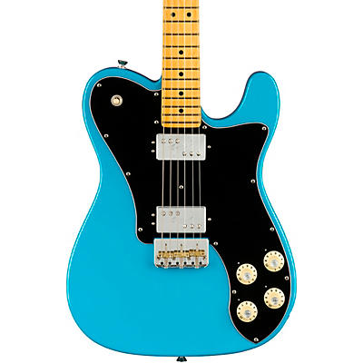 Fender American Professional II Telecaster Deluxe Maple Fingerboard Electric Guitar