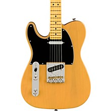 Fender American Professional II Telecaster Maple Fingerboard Left-Handed Electric Guitar