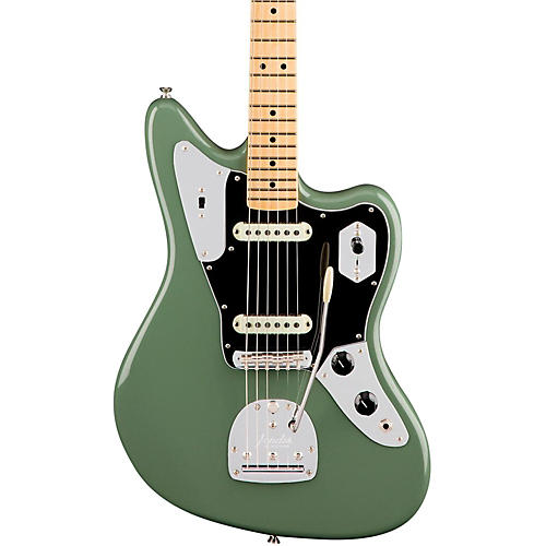 fender american professional jaguar maple fingerboard electric guitar musician 39 s friend. Black Bedroom Furniture Sets. Home Design Ideas
