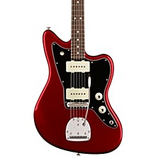 American Professional Jazzmaster Rosewood Fingerboard Electric Guitar Candy Apple Red