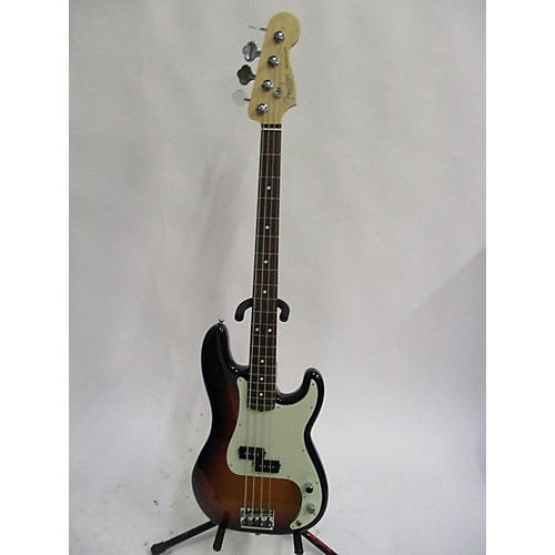 Fender American Professional Precision Bass Electric Bass Guitar 3 Tone Sunburst