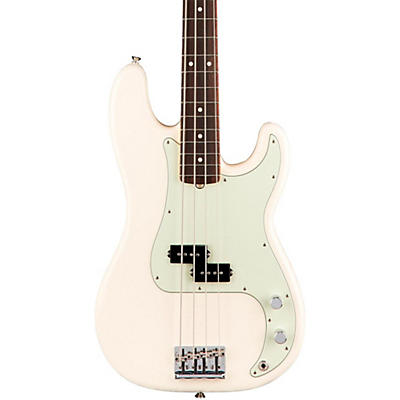 Fender American Professional Precision Bass with Rosewood Fingerboard