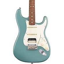 American Professional Stratocaster HSS Shawbucker Rosewood Fingerboard Electric Guitar Sonic Gray