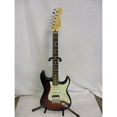 Fender American Professional Stratocaster HSS Shawbucker Solid Body Electric Guitar