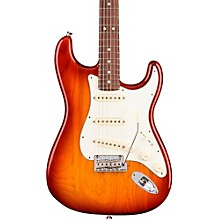 American Professional Stratocaster Rosewood Fingerboard Electric Guitar Sienna Sunburst