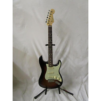 Fender American Professional Stratocaster SSS Solid Body Electric Guitar