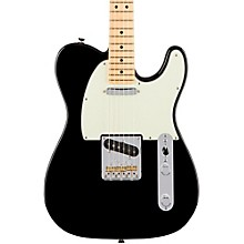 American Professional Telecaster Maple Fingerboard Electric Guitar Black