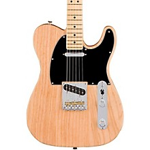 American Professional Telecaster Maple Fingerboard Electric Guitar Natural