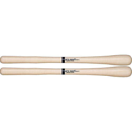 PROMARK American Rock Maple Marching Bass Drum Sticks Bs12