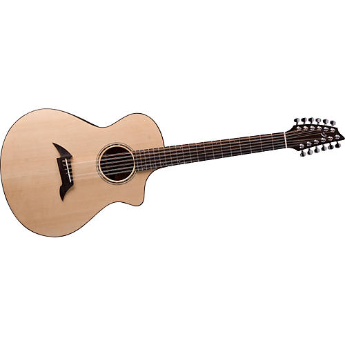 Breedlove American Series C25/SMe12 12-String Acoustic-Electric Guitar