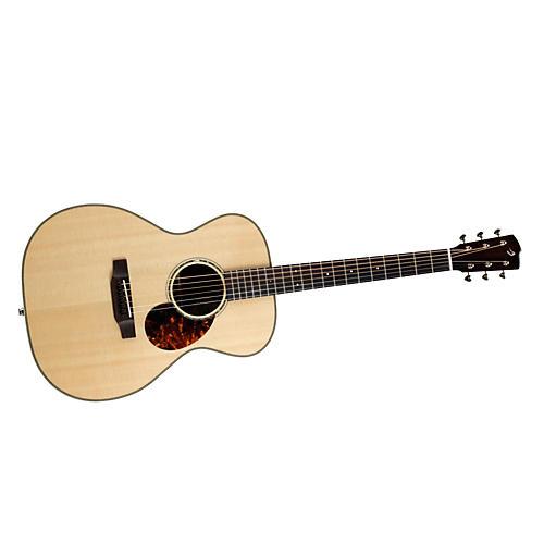 Breedlove American Series OM/SRe, Herringbone Acoustic-Electric Guitar