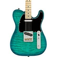 Fender American Showcase QMT Telecaster Maple Fingerboard Electric Guitar