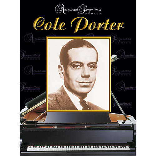 Alfred American Songwriters Series Cole Porter Piano/Vocal/Chords