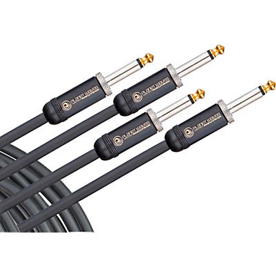 D'Addario Planet Waves American Stage Instrument Cable 2-Pack