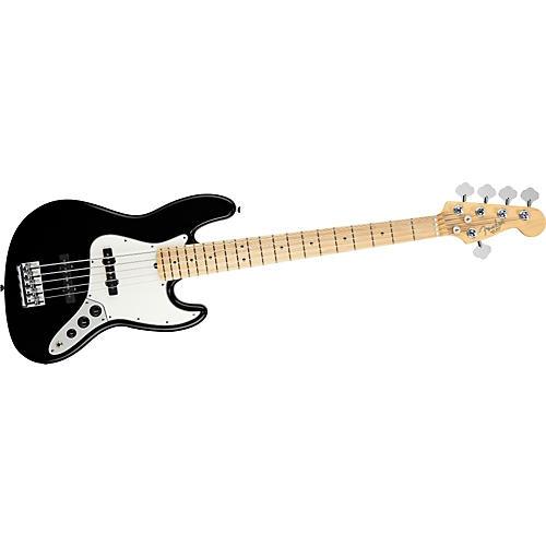 fender american standard 5 string jazz bass v musician 39 s friend. Black Bedroom Furniture Sets. Home Design Ideas