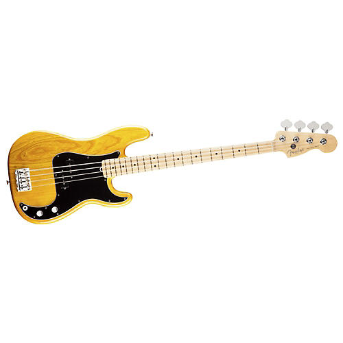 Fender American Standard Hand-Stained Ash Precision Bass