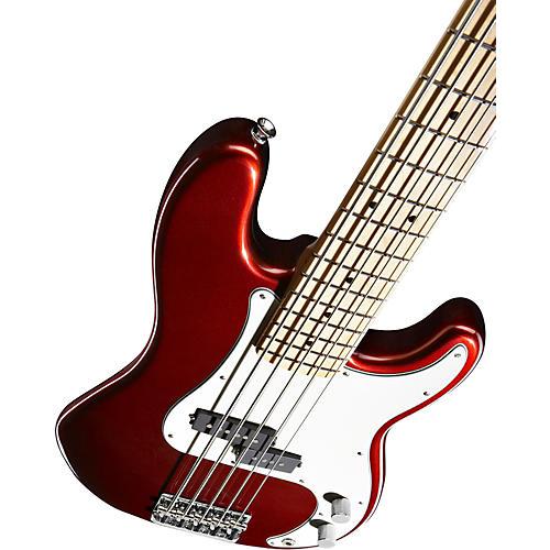 fender american standard p bass v 5 string musician 39 s friend. Black Bedroom Furniture Sets. Home Design Ideas