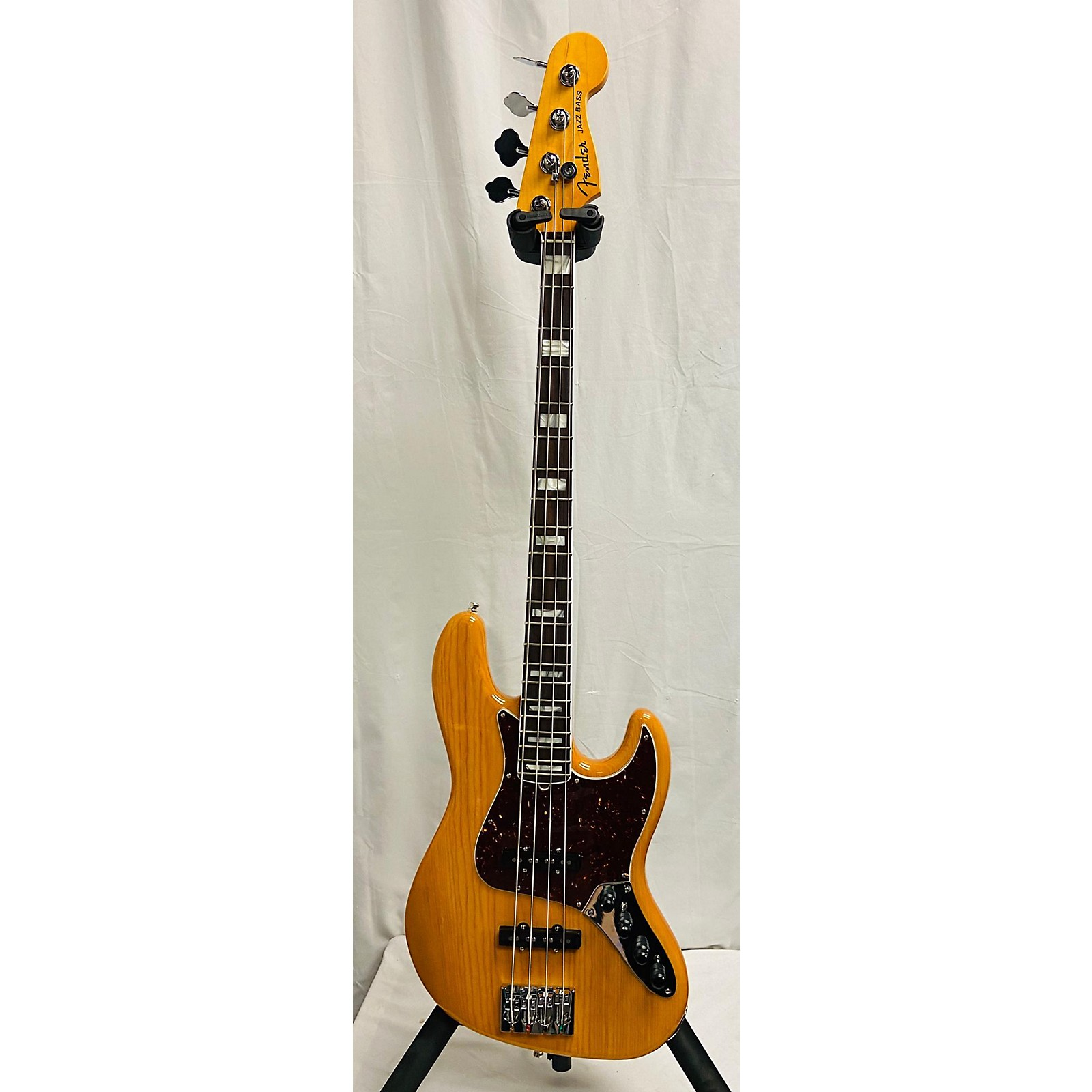 Fender American Ultra Jazz Bass Electric Bass Guitar
