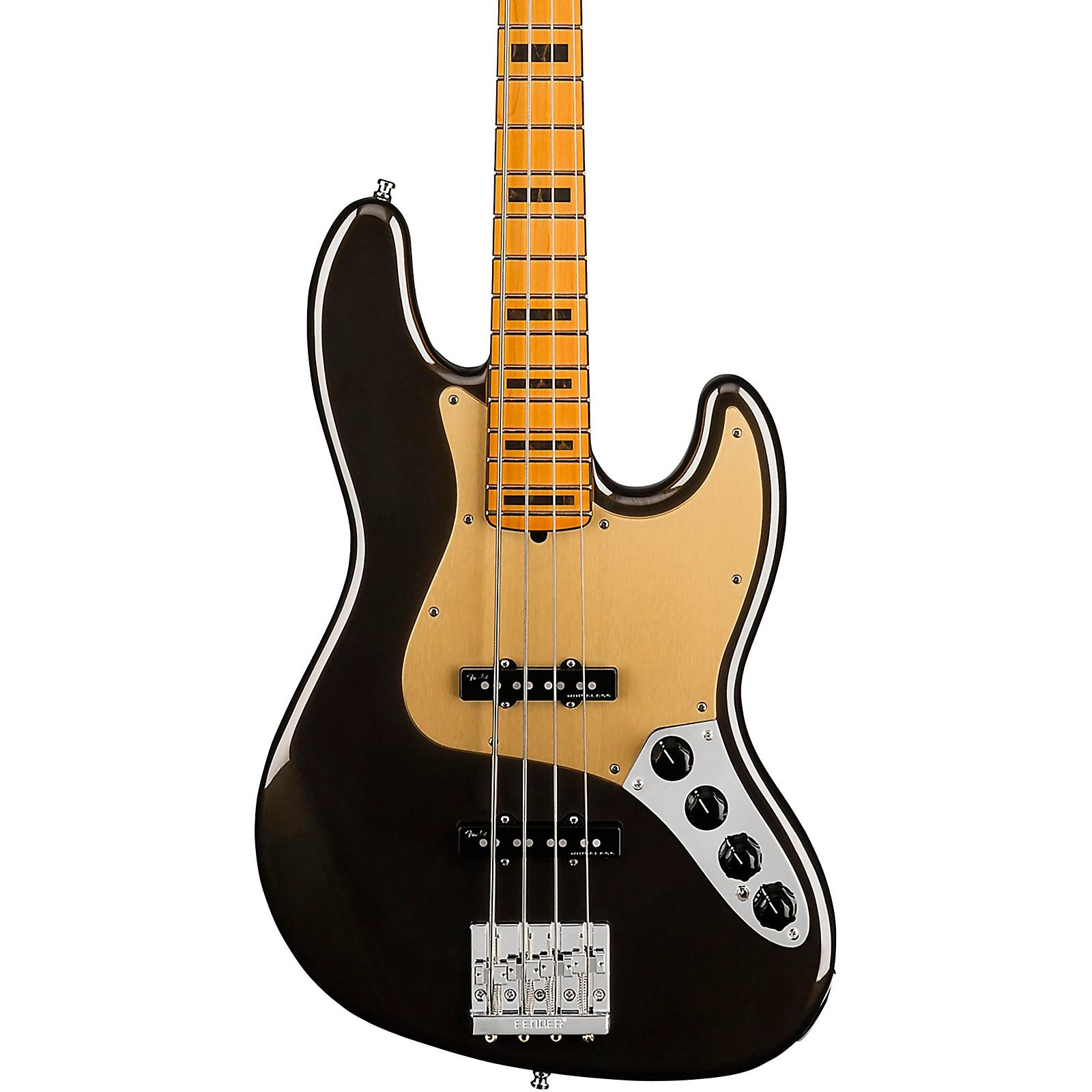 Fender American Ultra Jazz Bass Maple Fingerboard