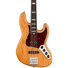 American Ultra Jazz Bass Rosewood Fingerboard Aged Natural