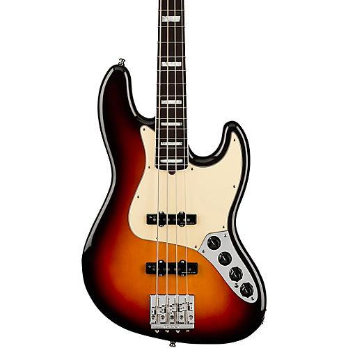 Fender American Ultra Jazz Bass Rosewood Fingerboard Ultraburst