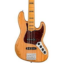 Fender American Ultra Jazz Bass V 5-String Maple Fingerboard