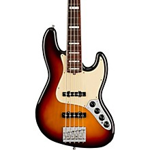 Fender American Ultra Jazz Bass V 5-String Rosewood Fingerboard