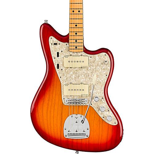 Fender American Ultra Jazzmaster Maple Fingerboard Electric Guitar