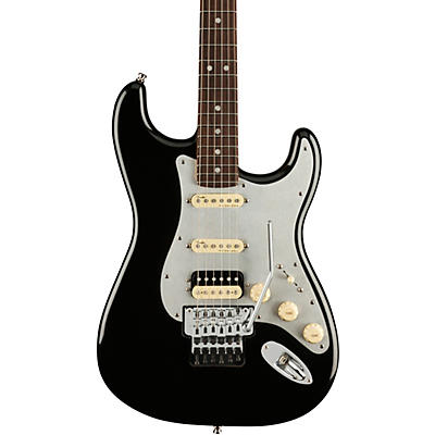 Fender American Ultra Luxe Stratocaster HSS Floyd Rose Rosewood Fingerboard Electric Guitar
